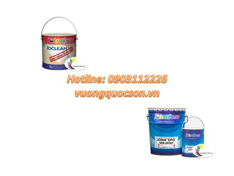 sơn epoxy joton