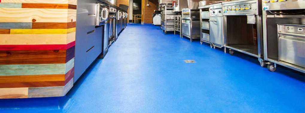 Bảng báo giá thi công sơn Epoxy sàn công nghiệp mới nhất
