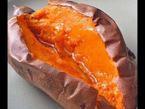 cách nấu khoai lang mật - Khoai lang mật Đà Lạt Nướng Ritaki