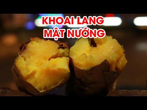 cách nấu khoai lang mật - Thưởng thức khoai lang mật nướng Đà Lạt của Cử nhân IT ngay tại Sài Gòn