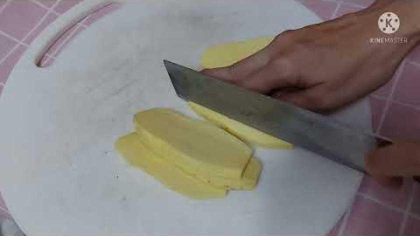 cách nấu khoai lang - CÁCH NẤU CHÈ ĐẬU XANH KHOAI LANG - hương vị bùi béo - Trải nghiệm vào bếp