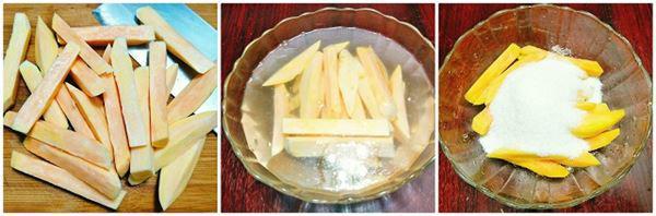 3 cách làm mứt khoai lang dẻo thơm cực ngon đãi khách - 4