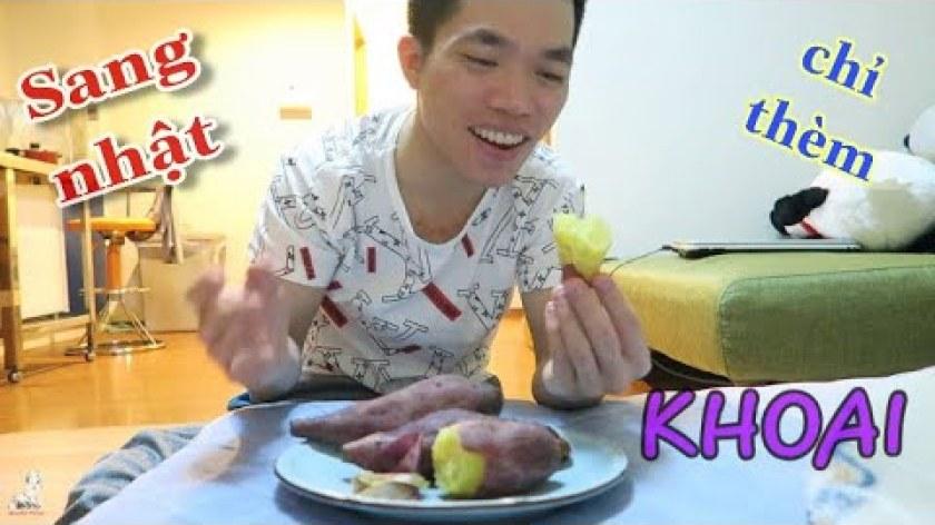 cách nấu khoai lang mật - Ăn Khoai Lang Mật Vàng Nhật Bản    Cuộc sống nhật bản
