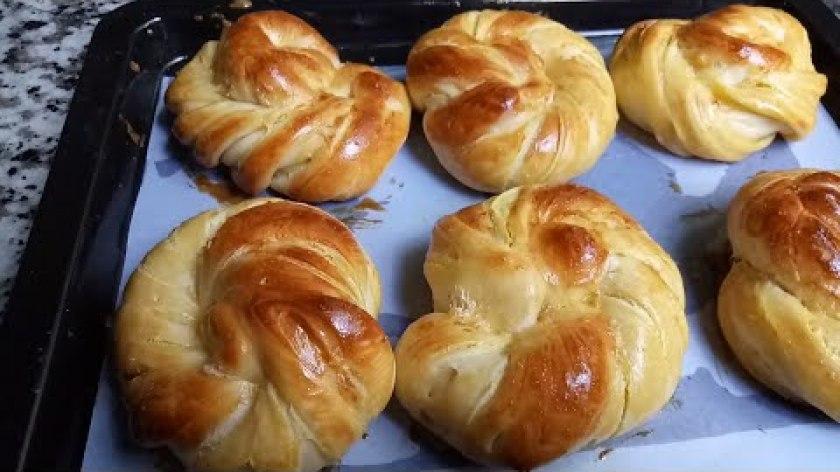 hướng dẫn làm bánh khoai lang - Cách làm BÁNH MÌ NGỌT Nhân Khoai Lang Dẻo, Bánh mềm Ngon - Món Ăn Ngon Mỗi Ngày