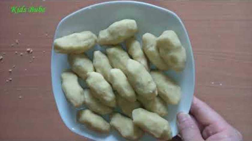 hướng dẫn làm bánh khoai lang - Cách làm khoai lang kén thơm ngon tại nhà cực dễ_Sweet Potato Cocoon