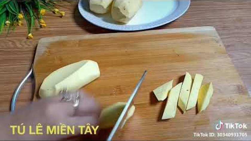 hướng dẫn làm mứt khoai lang - Cách làm mứt khoai lang đơn giản nhất tại nhà
