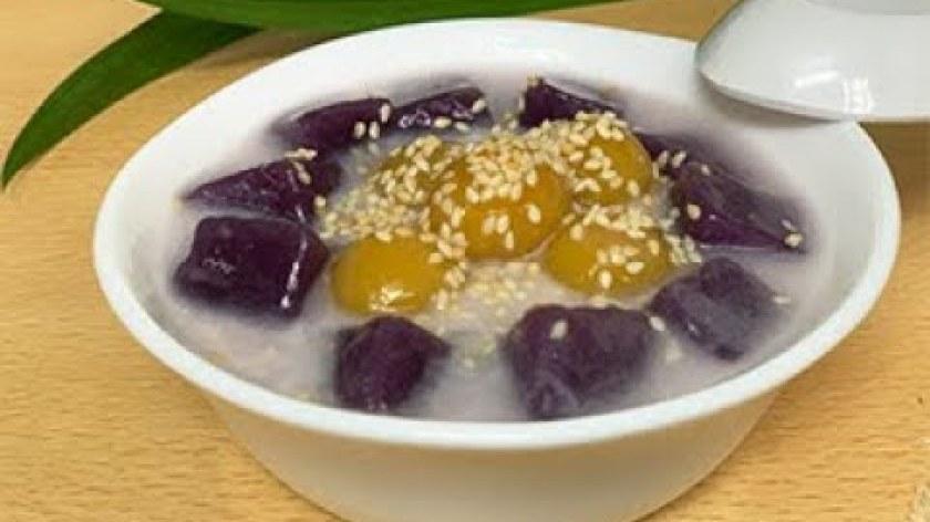 cách nấu khoai lang mật - Cách nấu Chè khoai lang dẻo| Chè Đài Loan kiểu mới đơn giản, vị rất ngon | sweet potato dessert soup