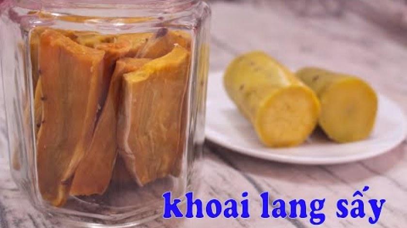 hướng dẫn nướng khoai lang bằng lò nướng - Ở nhà tránh dịch nhâm nhi 2 món KHOAI LANG NƯỚNG và KHOAI LANG SẤY ngon bổ rẻ | Zui Vào Bếp