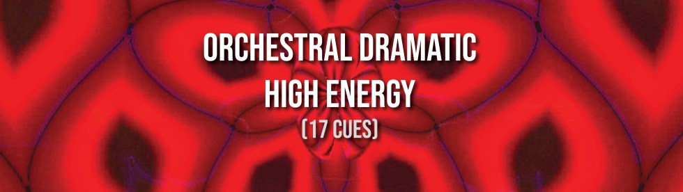 Orchestral Drama High Energy