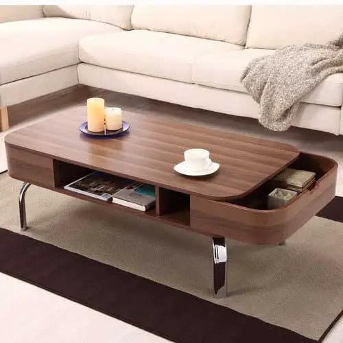 11 stylish space saving coffee tables