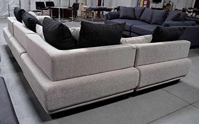 couch u form grau gallery of fabric interior design upholstered couch sofa prato xxl with couch. Black Bedroom Furniture Sets. Home Design Ideas