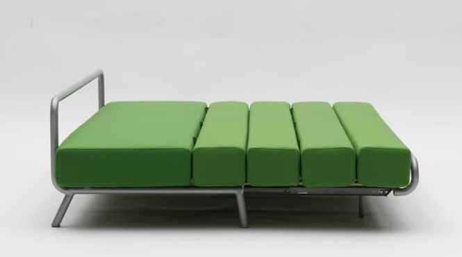 I M Really Excited About This Foldable Guest Bed Because Not Only Does It Have Some Of The Comfiest Cushions Around But You Can Also Use Pieces For