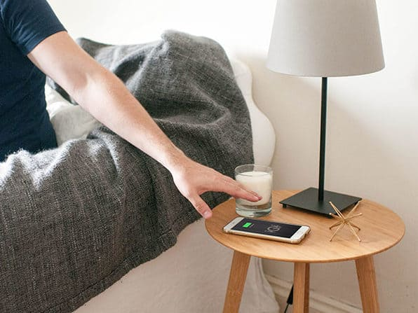 5 best wireless charging side tables
