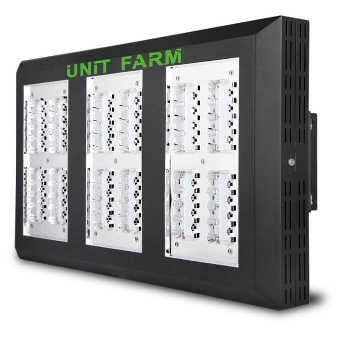 unit farm - led lampa za uzgoj kanabisa