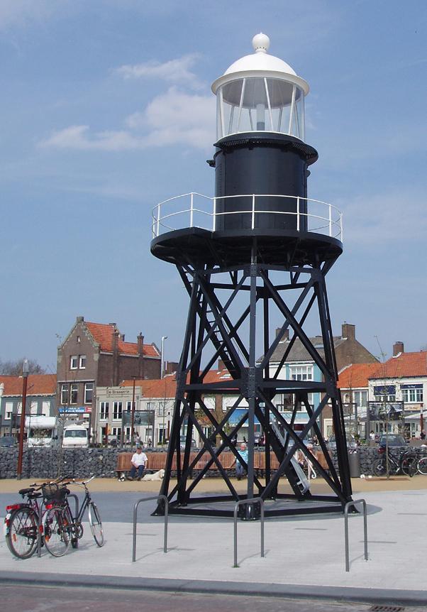 Breskens / Nieuwe Sluis, Lage Licht