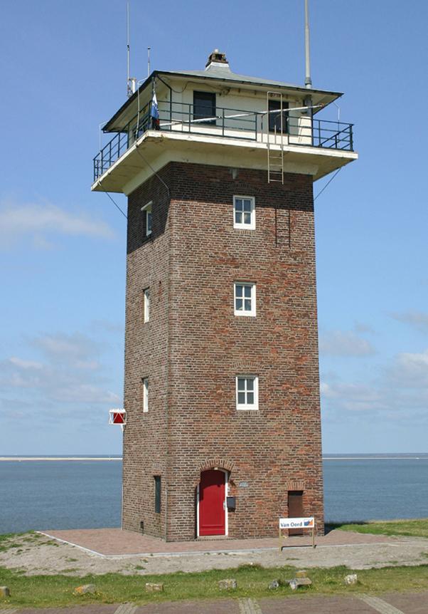 Den Helder / Kustwachttoren Huisduinen, Schulpengat