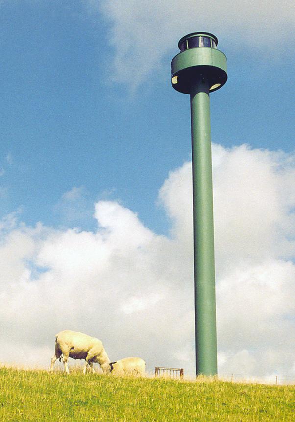Texel / Schilbolsnol, Licht van Troost