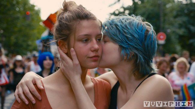 Mau Xanh Nong Am Blue Is The Warmest Color 2013