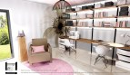 Bureau couture pour madame 3D