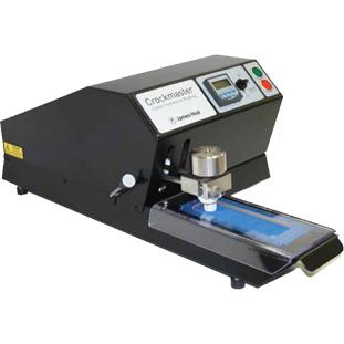James Heal Crockmètre automatique 680 selon la norme ISO-10-X12