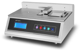 Mesure du coefficient de friction selon ISO 8295