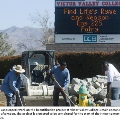 VVC Goes Green With Brown(Past Newspaper Article 2-13-11)
