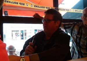 John Schneider van Sportcafé Calluna