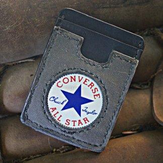 Wallet Made from Vintage Chuck Taylor's