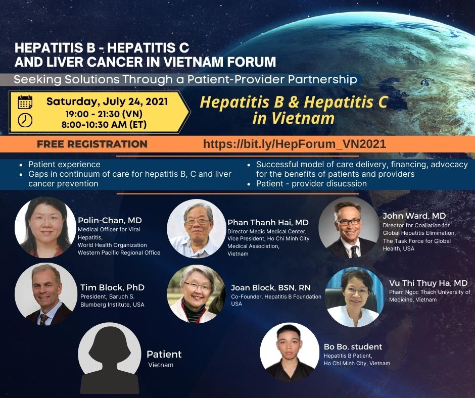 V-VHA - Hepatitis B, Hepatitis C, and Liver Cancer in Vietnam - DAY 1