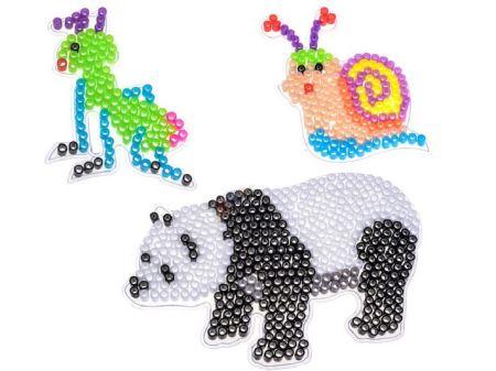 Perle-set-Panda,-polž,-mravlja1