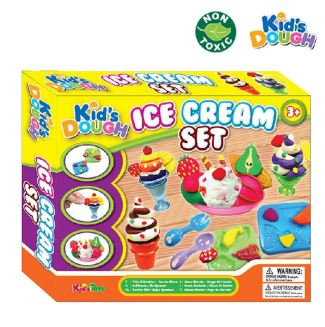 Plastelin-set-Kid's-dough-Ice-cream-set1