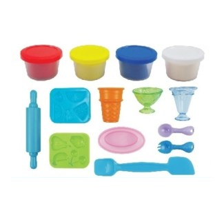 Plastelin-set-Kid's-dough-Ice-cream-set1
