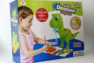Projektor za risanje Dinozaver