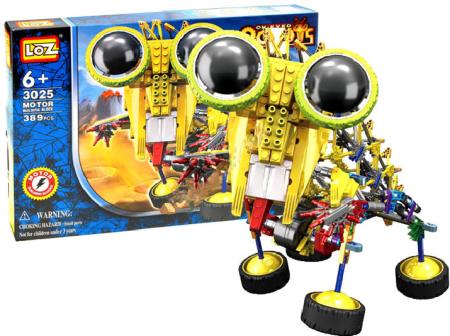 Konstruktor-z-motorjem-Loz-Robot-žuželka-389-delov1
