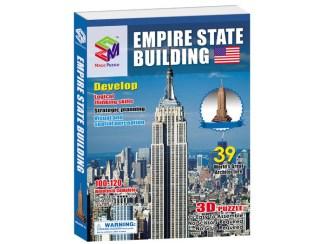 3D Sestavljanka Empire State Building puzzle spletna trgovina