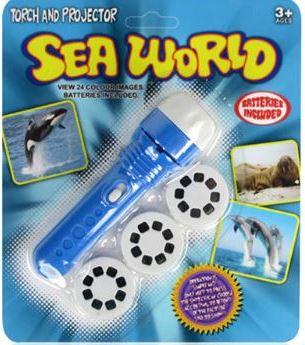 Svetilka projektor Sea World otroški nakup