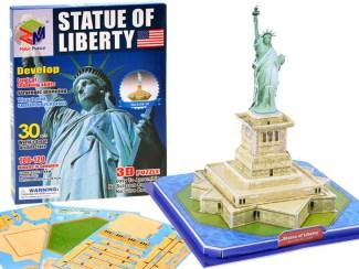 3D sestavljanka Kip svobode puzzle spletna trgovina