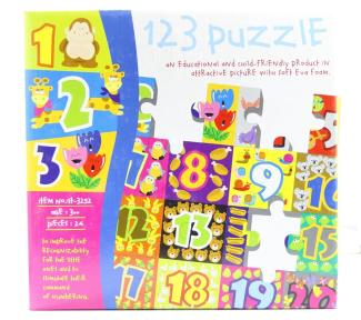 Sestavljanka 123 Puzzle otroške igre spletna trgovina