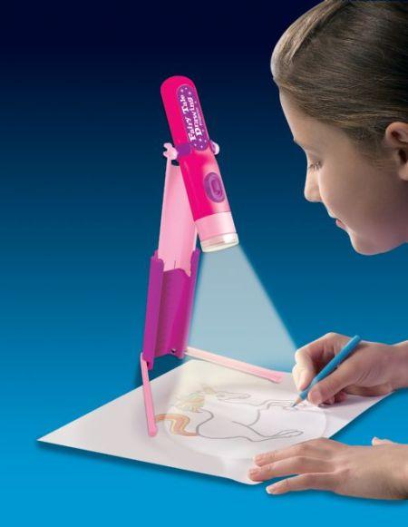 Projektor za risanje Fairy tale drawing igrače za deklice
