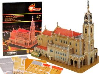 otroške 3D sestavljanke puzzle znamenitosti nakup