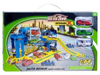 Igrača garažna hiša z avtoservisom Six-six-Zero