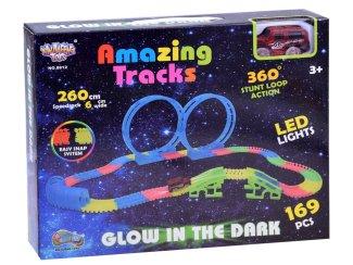 Igrača otroška dirkalna steza Amazing tracks 260 cm