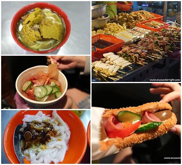 [七堵美食]Keelung ChiDu Food 基隆七堵正光商圈平價好吃美食追追追