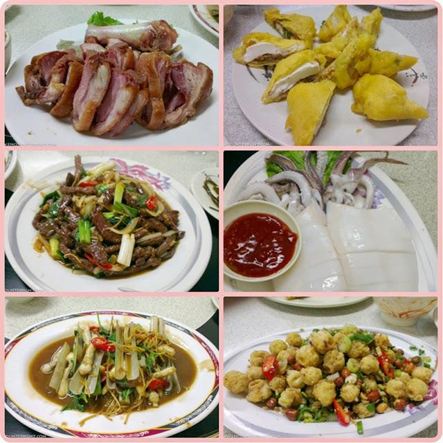 [台東Taitung美食]四維路拼經濟海鮮 平價又好吃的快炒stir-fries