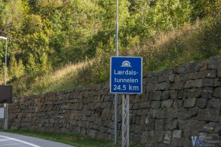 Lærdal road tunnel - the longest road tunnel in the world!