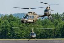 Austrian Army OH-58A Kiowa
