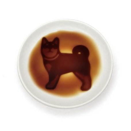 「イヌ醤油皿」の画像検索結果