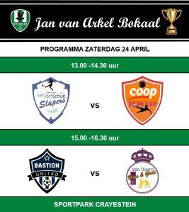 Jan van Arkel Bokaal