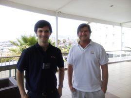 The PI's Phil Lucas & Dante Minniti