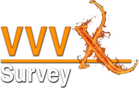the vvv survey extended logo the vvv